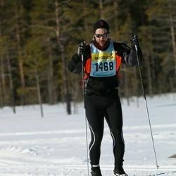 Skiing 90 km - Magnus Pålsson (14682)