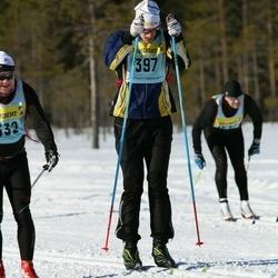 Skiing 90 km - Tobias Andersson (3972)