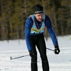Skiing 90 km - Henrik Eng (4352)