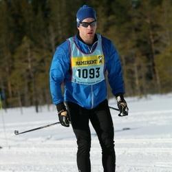 Skiing 90 km - Anders Nilsson (10932)