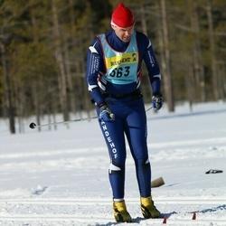 Skiing 90 km - Henry Hurmavaara (5632)