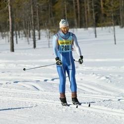 Skiing 90 km - Niclas Dalstrand (7902)
