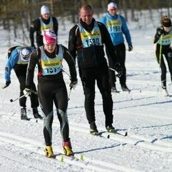 Skiing 90 km - Tony Björk (13802)