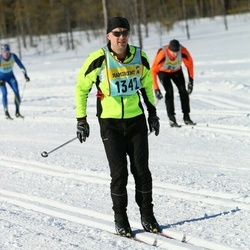 Skiing 90 km - Jens Andersson (13422)