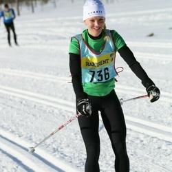 Skiing 90 km - Mikaela Larsson (7362)