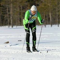 Skiing 90 km - Anders Svensson (2442)