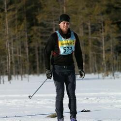 Skiing 90 km - Fredrik Holmgren (5712)