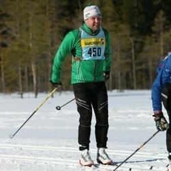 Skiing 90 km - Andreas Alsén (4502)