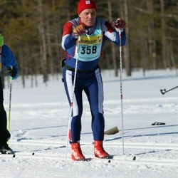 Skiing 90 km - Dynamit Eero Honkasalo (3582)