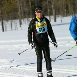 Skiing 90 km - Anders Magnusson (6182)
