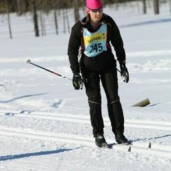 Skiing 90 km - Cecilia Ericsson (7452)