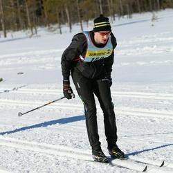 Skiing 90 km - Erik Eriksson (1582)