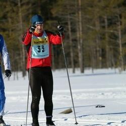 Skiing 90 km - Oskar Larsson (332)