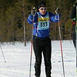Skiing 90 km - Fredrik Wengelin (5332)
