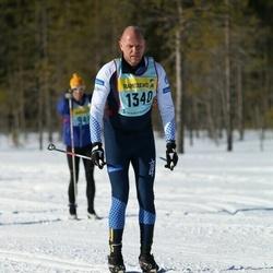 Skiing 90 km - Staffan Gustafsson (13402)