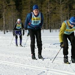 Skiing 90 km - Calle Blomberg (8952)
