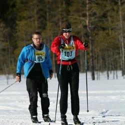 Skiing 90 km - Anki Pihl (1032)