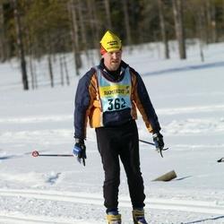 Skiing 90 km - Benny Back (3622)