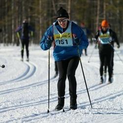 Skiing 90 km - Lars Skoglund (1512)