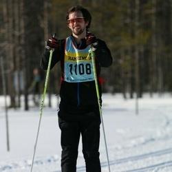 Skiing 90 km - Anders Liv (11082)