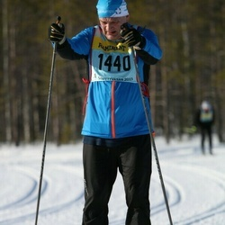 Skiing 90 km - Kent Gustafsson (14402)