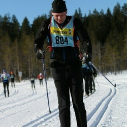 Skiing 90 km - Anders Westerlund (8042)