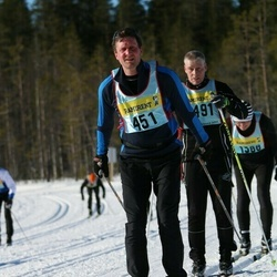 Skiing 90 km - Lennart Thorson (4512)