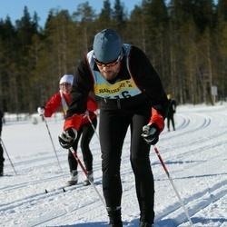 Skiing 90 km - Carl-Johan Gerremo (3162)