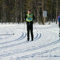 Skiing 90 km - Alexander Karlsson (4122)