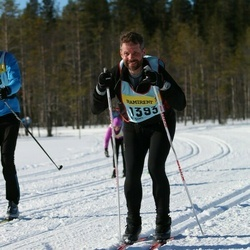 Skiing 90 km - Daniel Sjöberg (13932)