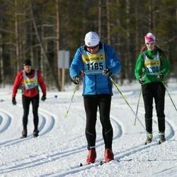 Skiing 90 km - Åke Hansson (11852)