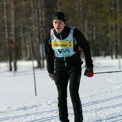 Skiing 90 km - David Gyllingsten (3552)