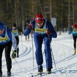 Skiing 90 km - Mats Tysk (9652)
