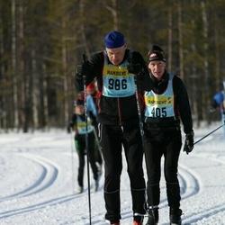 Skiing 90 km - Tom Falkinger (9862)
