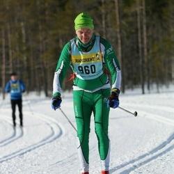 Skiing 90 km - Ernst Aberger (9602)