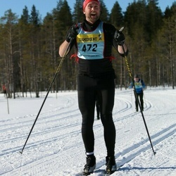 Skiing 90 km - Magnus Kellerman (4722)