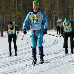 Skiing 90 km - Lars-Åke Stefansson (3252)