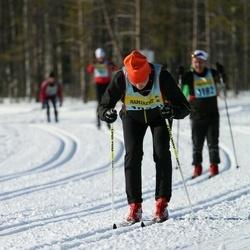 Skiing 90 km - Alexander Fagerlund (10242)