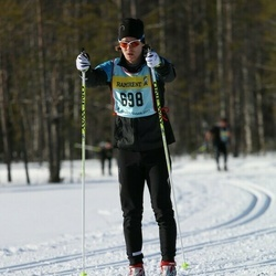 Skiing 90 km - Daniel Gustafsson (6982)