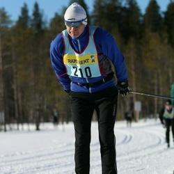 Skiing 90 km - Björn Forsberg (2102)