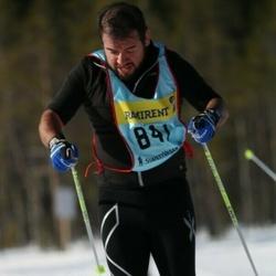 Skiing 90 km - David Sundvall (8472)