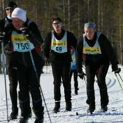 Skiing 90 km - Anders Niklasson (682)