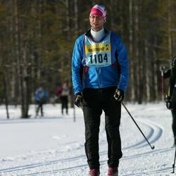 Skiing 90 km - Anders Alpling (11042)