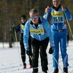 Skiing 90 km - Anders Norrman (1732)