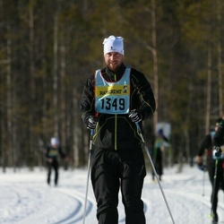 Skiing 90 km - Fredrik Lindén (13492)