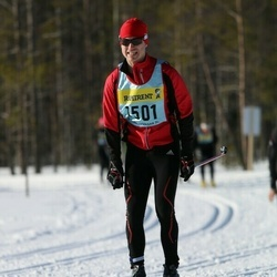 Skiing 90 km - David Thuresson (15012)