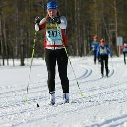 Skiing 90 km - Katarina Cederlund-Saikkonen (2472)