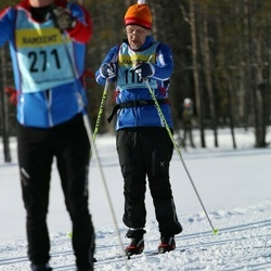 Skiing 90 km - Anders Heder (11642)
