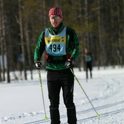 Skiing 90 km - David Wärnelöv (4942)