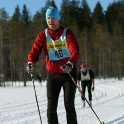 Skiing 90 km - Andreas Karlsson (462)